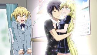 Top 10 Harem Anime Where The Main Character Chooses A Girl [HD]