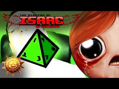GRA UWAŻA, ŻE JESTEM ZABAWNY DZIĘKI D4! :D | The Binding Of Isaac: Afterbirth #23
