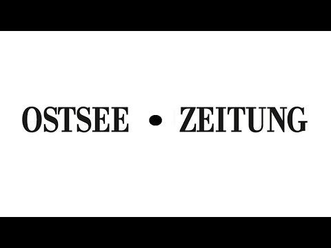 Ostsee-Zeitung - historische Artikel aus dem Jahr 1953