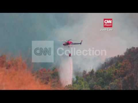 UT:WILDFIRE NEAR HEBER CITY