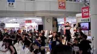 Lugz&Jera Special LIVE with MINTIA ゆめタウン高梁 夏祭り2014 1