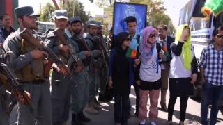 Kabul Rally Lauds ANSF Performance