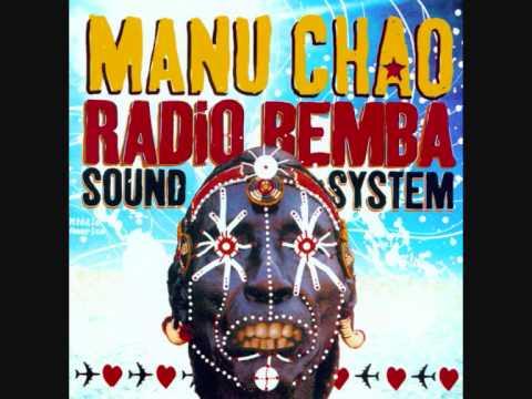 Manu Chao - Mr Bobby(Live-HQ)