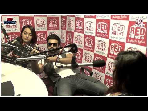 Arjun Kapoor and Sonakshi Sinha - Interview - Part III