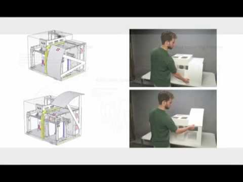 Rapid Prototyping Machine - Product Design  - Nectar Product Development