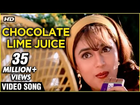 Chocolate Lime Juice - Best Of Lata Mangeshkar - Fun Hindi Song...