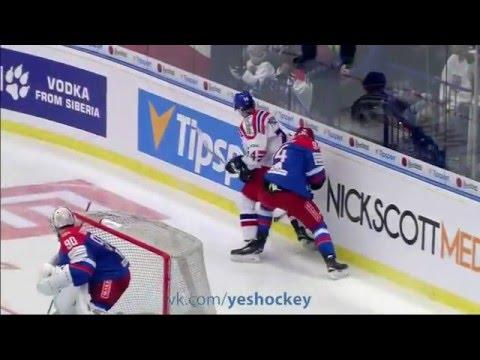 Чехия 2-4 Россия   Евротур 2016   Обзор матча