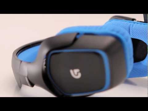 Logitech G Line of PC Gaming Accessories