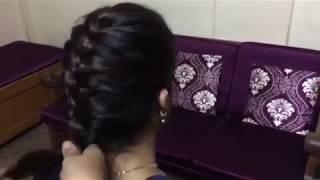 French braid (Sagar Choti)