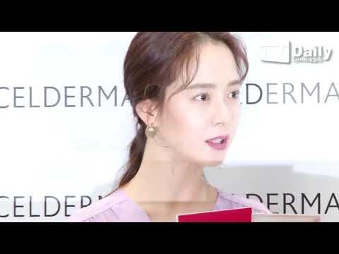 [TD영상] 송지효(Song Ji hyo) '사랑스러운 하트 요정'