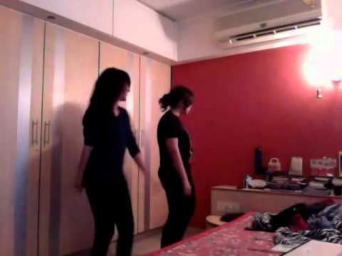 Sister madness dance on Premika ne pyar se
