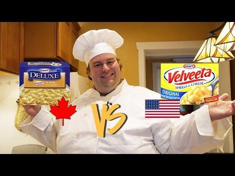 BoxMac Episode 13: Canadian Velveeta vs. Velveeta Shells and Cheese