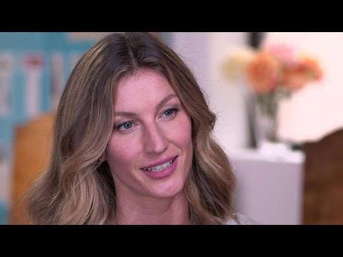 Gisele Bündchen on gossip and paparazzi