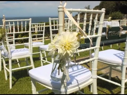 Tiffany chairs for wedding