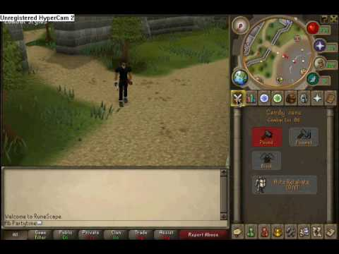 Runescape Introduction – Constitution Update – Lobby Update