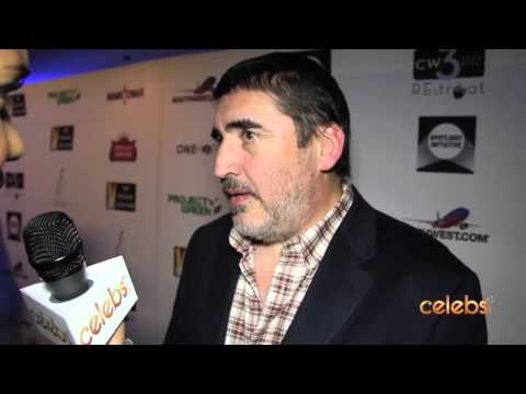 Alfred Molina Loses Sundance Virginity -- A Celebs.com Original