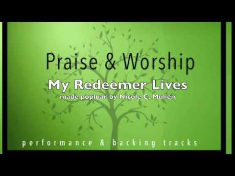 My Redeemer Lives Performance Track