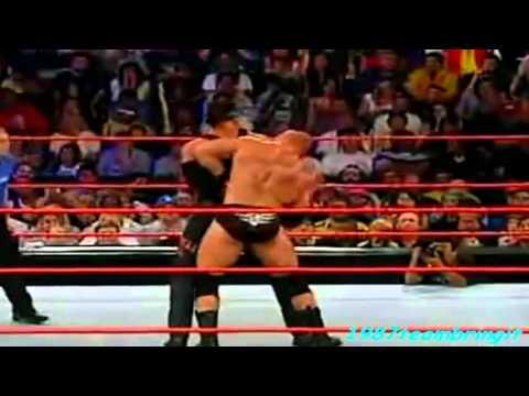 اندرتيكر ضد بروك لسنر  على الحزام Music Videos