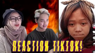 REACTION TIKTOK BERSAMA NISA SABIAN!