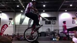 Cycle Show 2011 - tricks