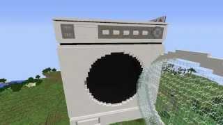 Let's Show Minecraft 1.6.2 Waschmaschine + Download