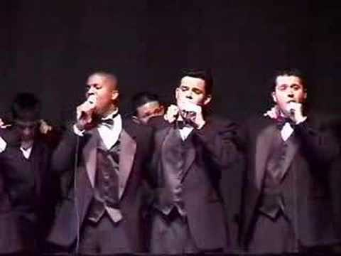Straight No Chaser -It's So Hard To Say Goodbye To Yesterday