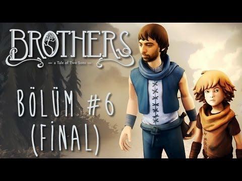 Brothers: A Tale of Two Sons (Bölüm #6) (Final) / Beklenmeyen son...