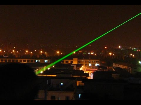 Laser pointer JD-303   Unboxing
