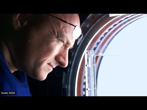 Aufenthalt im All verlängert das Leben! - Clixoom Science & Fiction