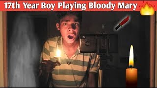 BLOODY MARY CHALLENGE AT 3 : 00 AM | Bloody Mary | BLOODY MARY CHALLENGE | #BloodyMary