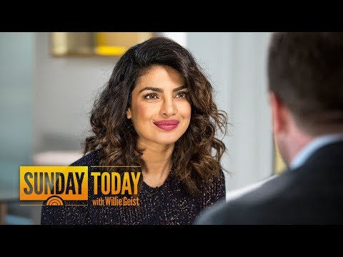 'Quantico' Star Priyanka Chopra On Her Move To Hollywood: 'I Wanted The World' | Sunday TODAY thumbnail