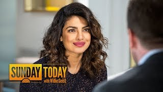 Quantico Star Priyanka Chopra On Her Move To Hollywood I Wanted The World Sunday TODAY