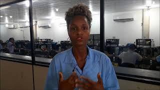 O que é ser mulher para a auxiliar técnica Edlaine Cristina