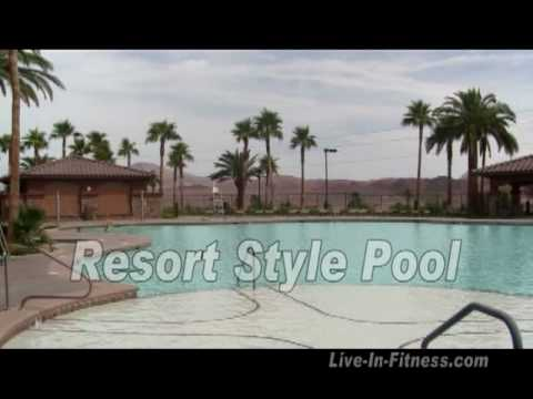 Live-In Fitness Residential Weight Loss Retreat - Las Vegas