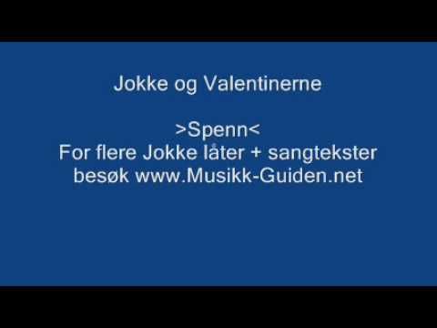 Jokke Og Valentinerene - Spenn