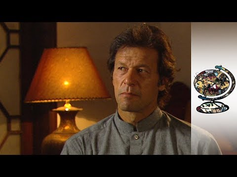 Imran Khan's Journey from Cricketing Playboy to Politician