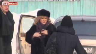 Алла Пугачева прощается с младшим братом