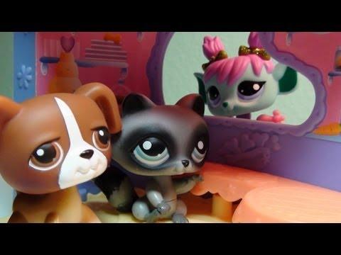 Littlest Pet Shop: Strange Happenings #8