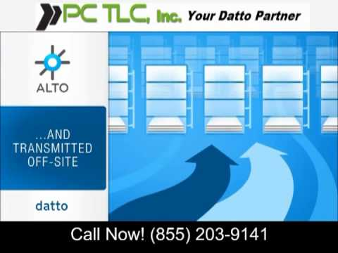 Business Data Backup Solution from PC TLC, Inc. Datto!