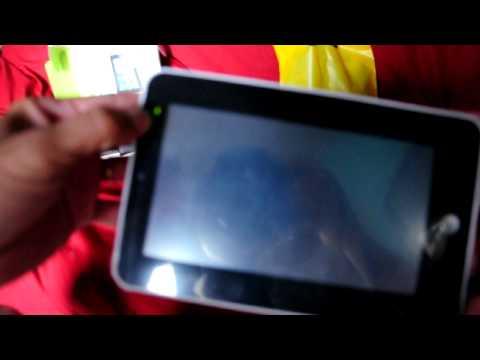 NÃO LIGA Tablet Android 3g Wifi Com Capa E Teclado 4gb Touchscreen