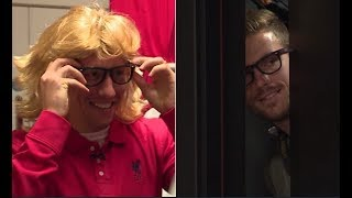 Henderson and Lucas in disguise to prank shop customers | KOP KIDS