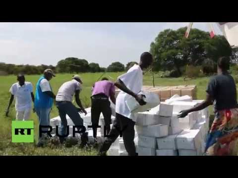 South Sudan: Extreme aid mission of WFP-UNICEF aims to help 30,000