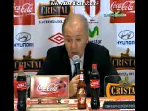 Conferencia de prensa Alejandro Sabella 11-09-12 | Peru vs Argentina
