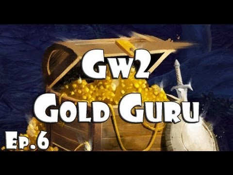 ► Guild Wars 2 Mystic Forge Gold Making Strategy - Gold Guru Ep.6 ~ShoddyCast~