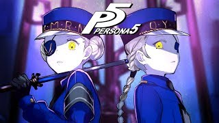 THE TWINS FIGHT - Let's Play - Persona 5 - New Game Plus - Walkthrough Playthrough