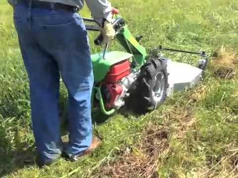 Casorzo walk behind tractor
