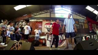BDM vol 8 / Semi Final / Kodigo vs Autentick / por Catnegro Rec