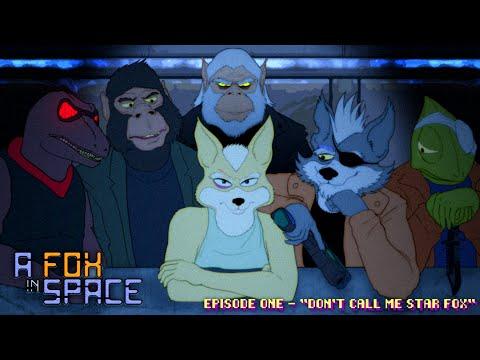 A Fox in Space - S01E01 -