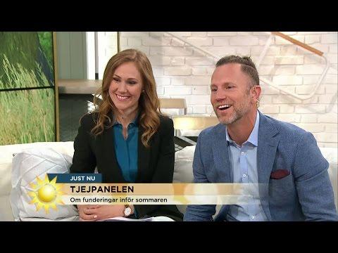"""Tjejpanelen om kärlek: """"Det är svårt att ta första steget!"""" - Nyhetsmorgon (TV4)"""