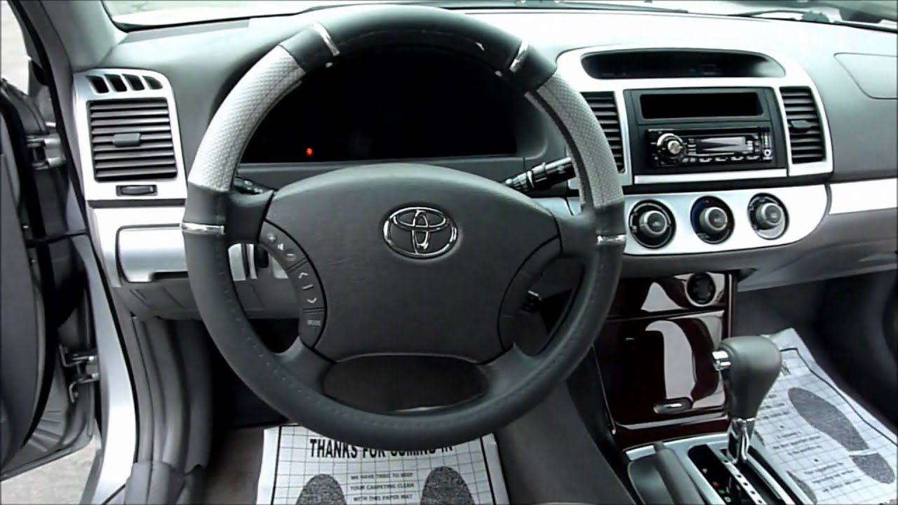 excellent condition toyota camry 2006 youtube. Black Bedroom Furniture Sets. Home Design Ideas